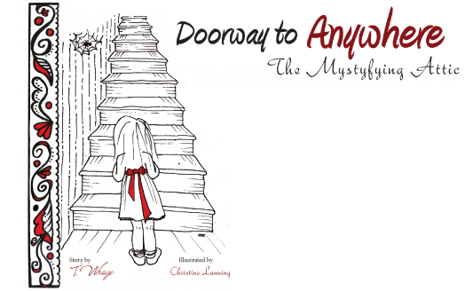 Doorway To Anywhere, childs book