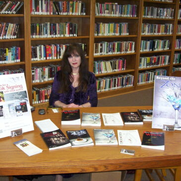 Book Signing in local area